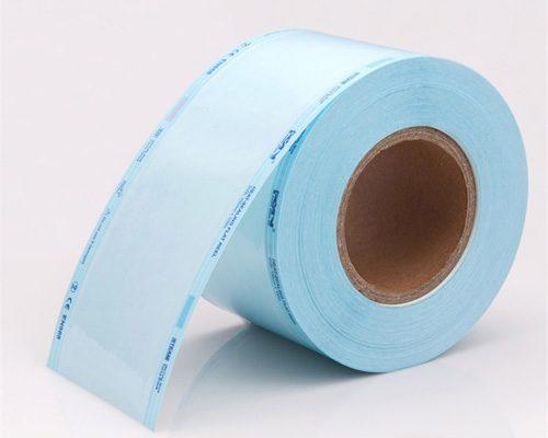 问:为什么医疗消毒袋是蓝色的?