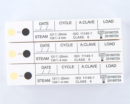 六级蒸汽指示卡