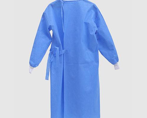 加强透气型手术衣