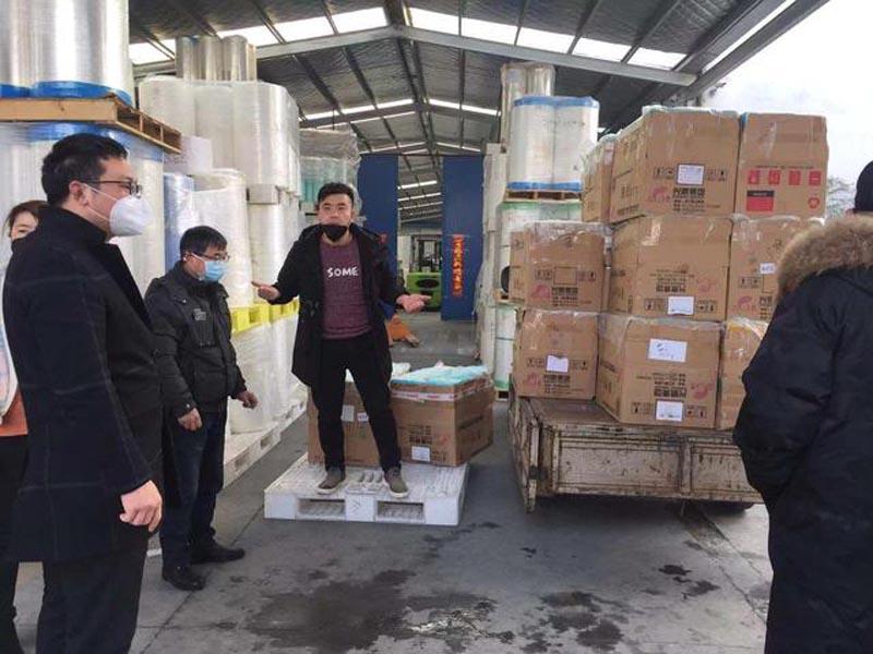 防疫抗疫进行时,康明纳向全社会捐赠32000个口罩及其他物资