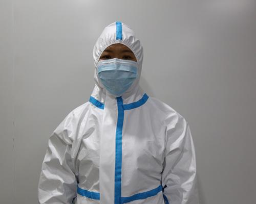 一次性口罩和防护服等防护产品系列